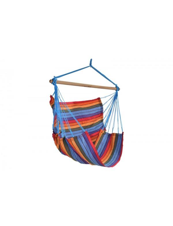 Trankil - Chaise Multicolore certifiée FSC 100%