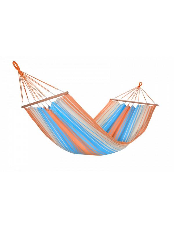 Kolor - Hamac Orange Bleu certifié FSC 100%