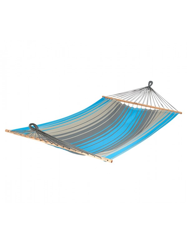 Komplice - Turquoise Anthracite Hammock FSC certified 100%