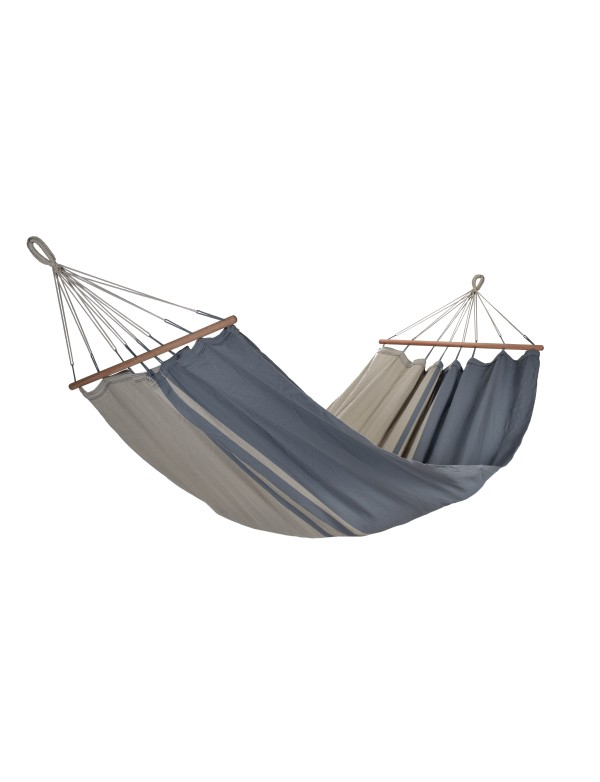 GraphiK - Anthracite / Taupe Hammock fsc 100% certified
