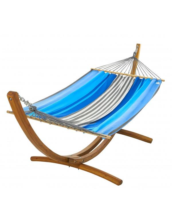 ¤ Sekoia Set - Topaz Blue FSC certified 100%