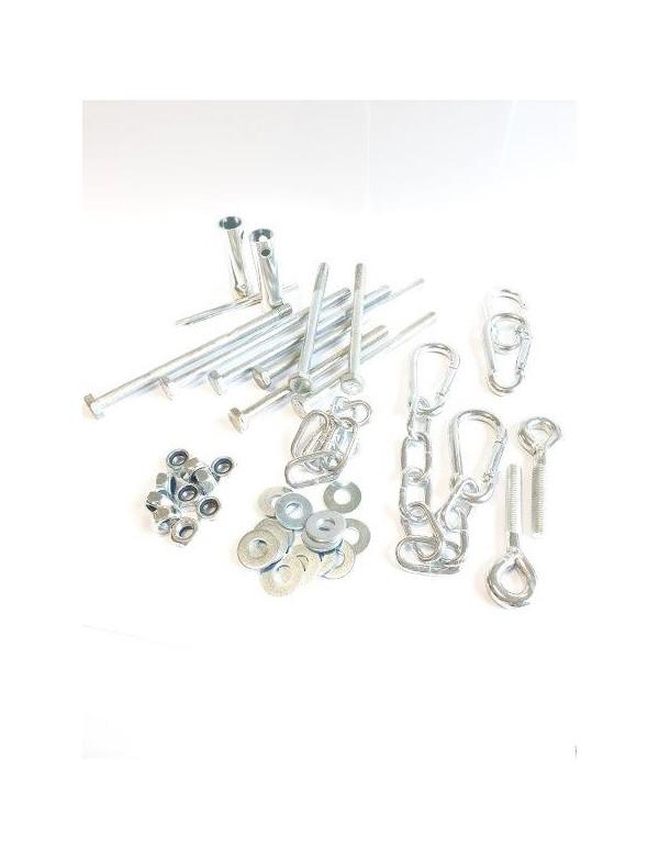 Set of screws/hardware for hammock support - Ark 320