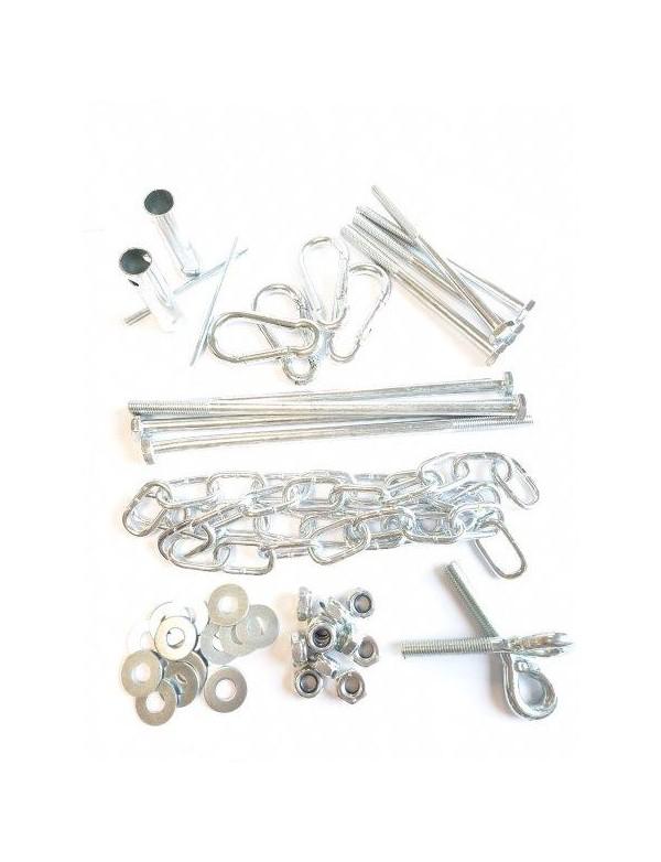 Set of screws/hardware for hammock support - Ark 400