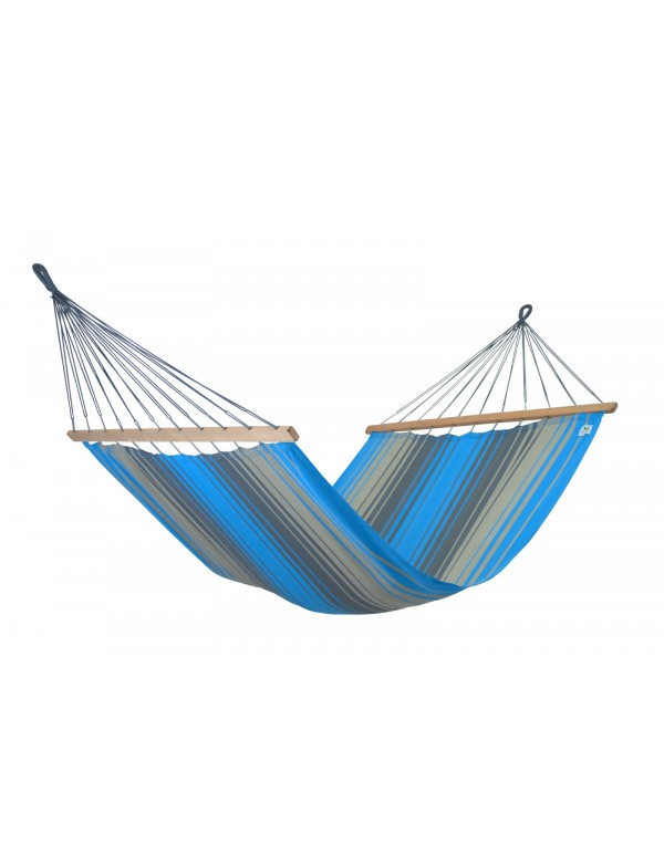 Kouple - Turquoise Anthracite Hammock FSC certified 100%